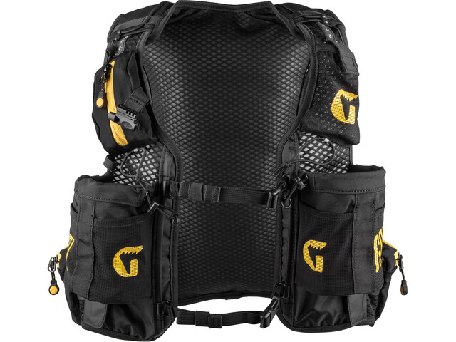 Grivel Mountain Runner - Mochila - 12l amarillo/negro